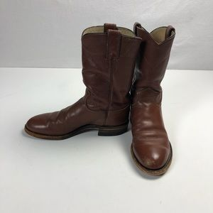 Justin's Leather Boots | Style 3802 | Size 7D